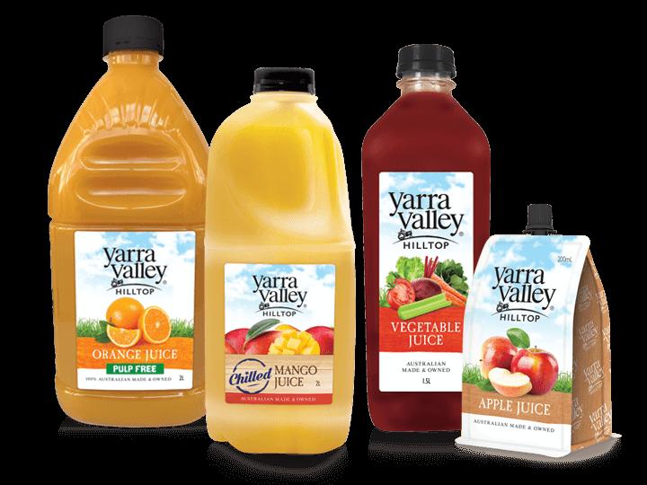 Juice Range