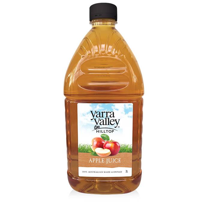 Yarra Valley Hilltop Apple Juice 2L