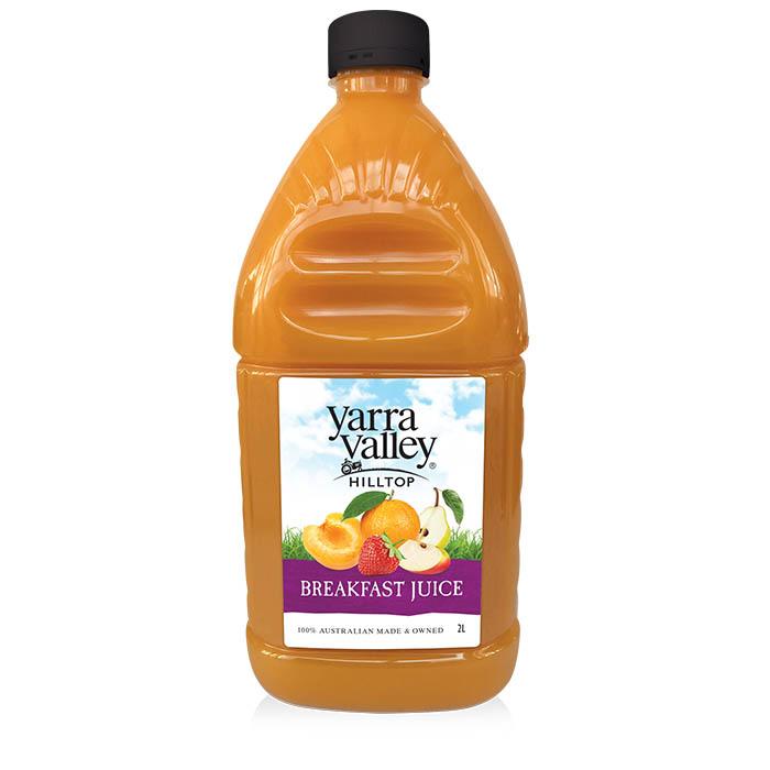 Yarra Valley Hilltop Breakfast Juice 2L