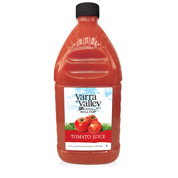 Yarra Valley Hilltop Tomato Juice 2L