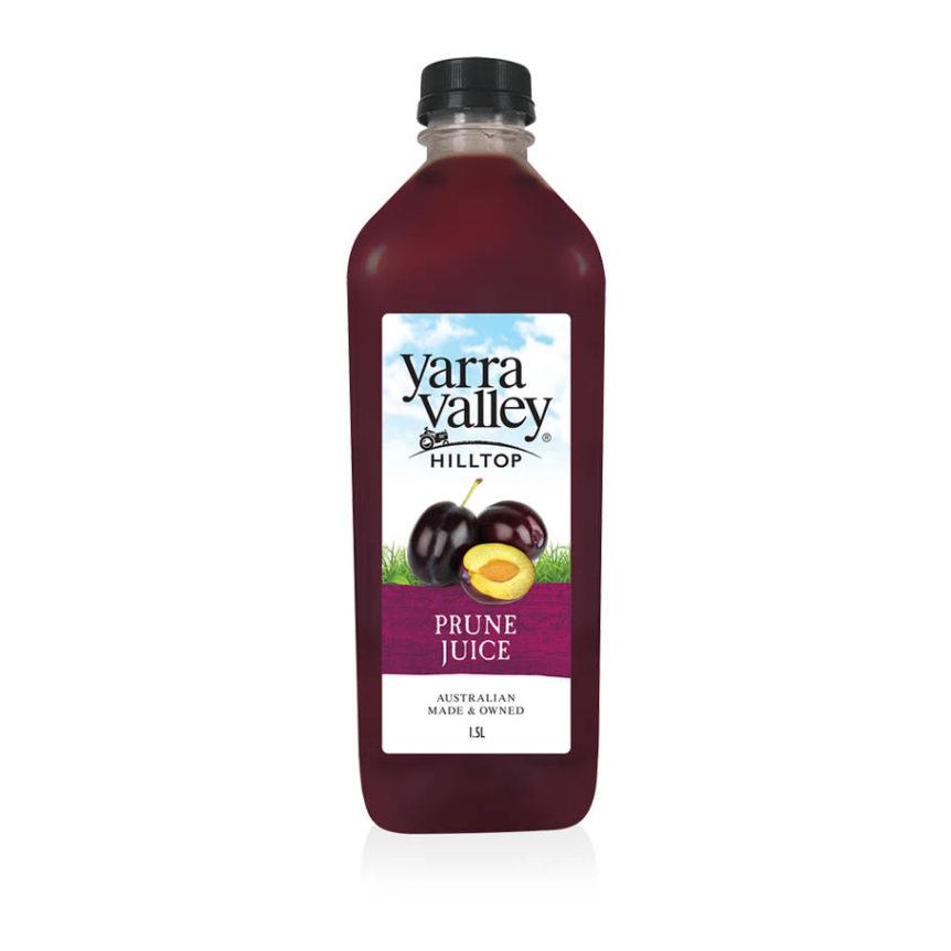 Yarra Valley Hilltop Prune Juice 1.5L
